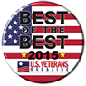 Best of the Best 2015. U.S. Veterans Magazine