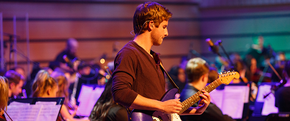 School of Music Internships