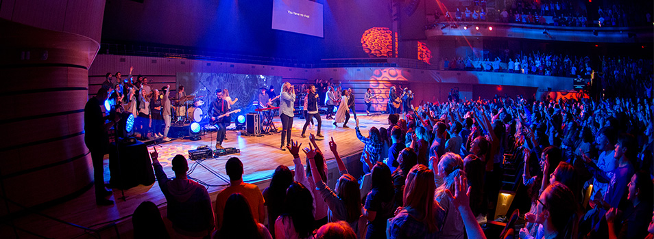 MA in Worship & Music | School of Music | Liberty University