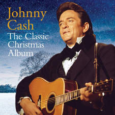 mage result for Johnny Cash Christmas