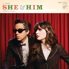 mage result for she and him christmas