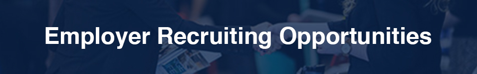 Employer Recruitment Opportunities