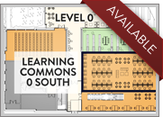 Learning Commons: 0 (South Wing)