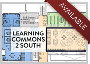 Learning Commons: 2 (South Wing)