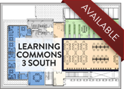 Learning Commons: 3 (South Wing)