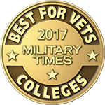 2017 Military Times - Best Colleges for Vets