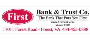 First Bank and Trust Co.