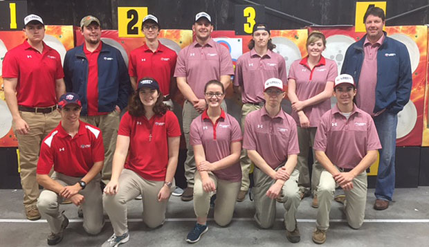 Three archers set sights on USCA Nationals in Las Vegas test test test test