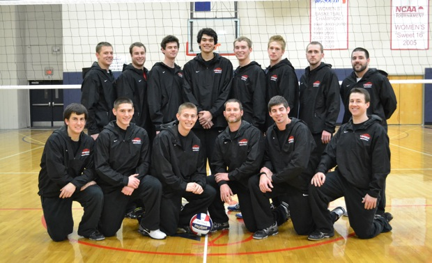 Men's volleyball team competes at nationals this weekend test test test test