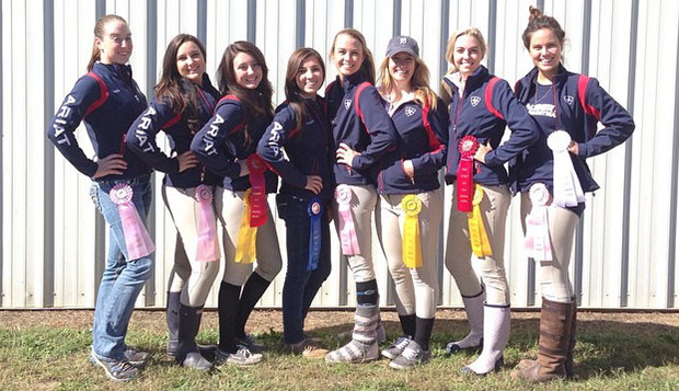 Equestrian | Team Page | Club Sports | Liberty University