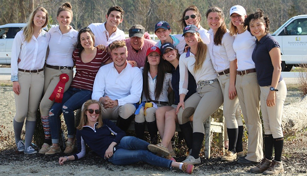 Hunter Seat team wins on final event at ODU equestrian ...