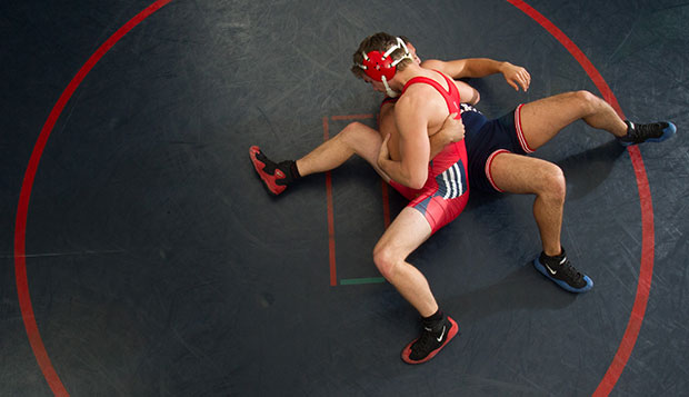 Flames go 5-1 to finish third at NCWA National Duals test test test test