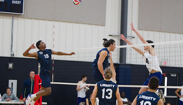 Men's volleyball team to tip off fall season at home ...