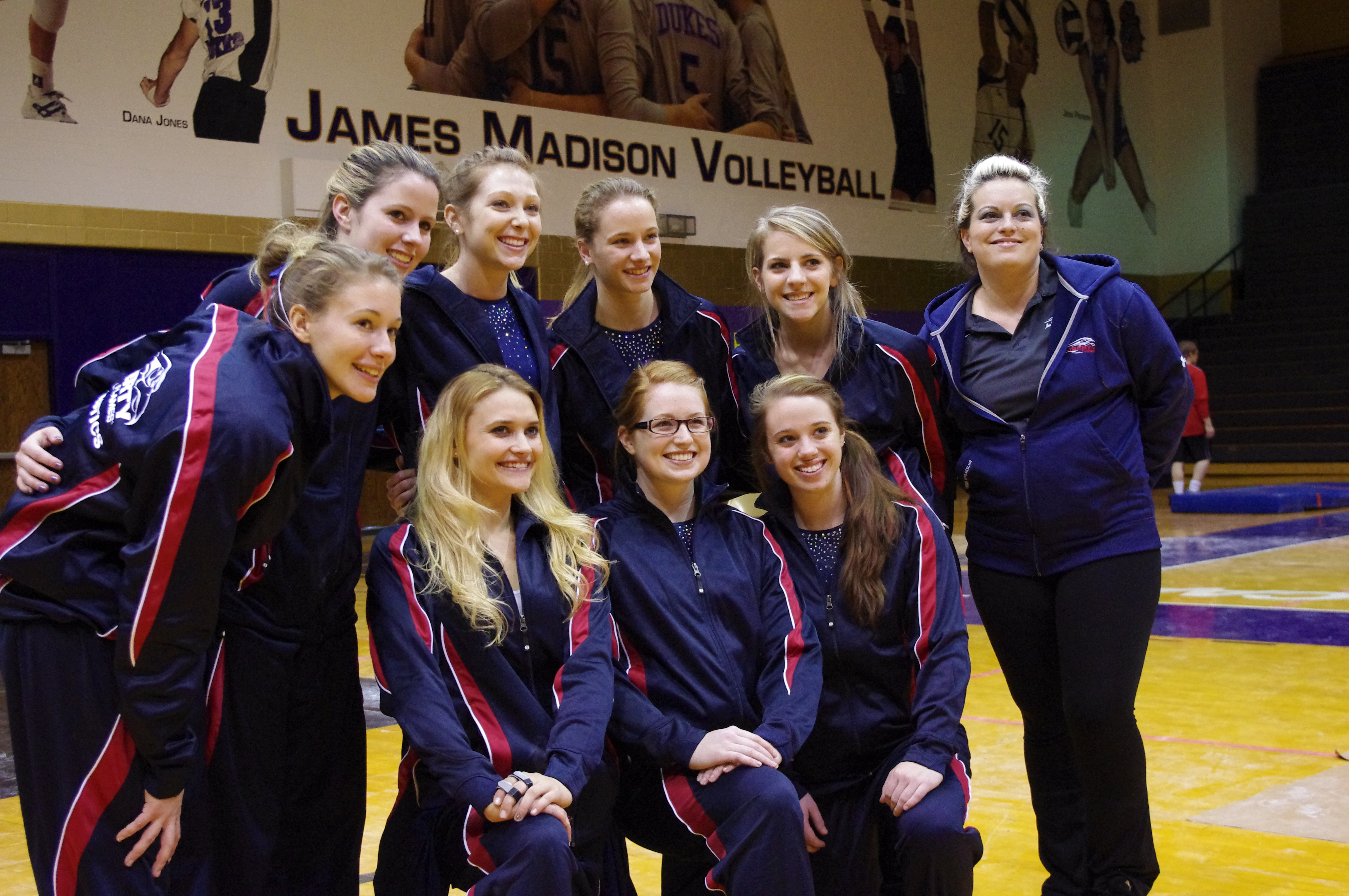 Gymnastics team earns solid results at nationals