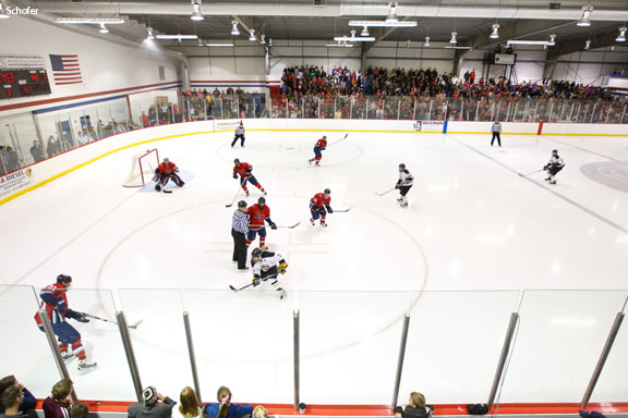 Liberty first to have five ACHA hockey teams