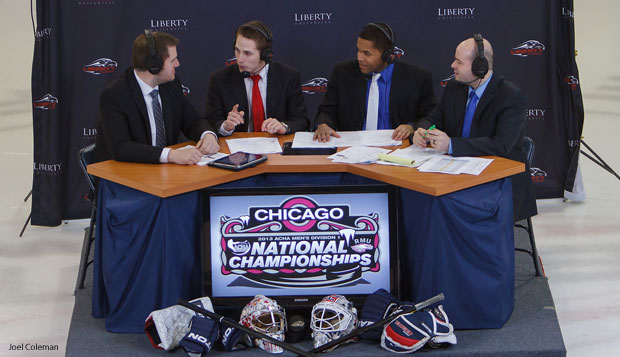 Liberty takes center stage for ACHA selection show  test test test test