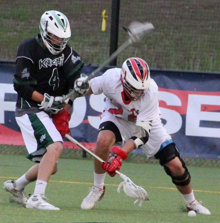Men's Lacrosse stays perfect with home victory | Club ...