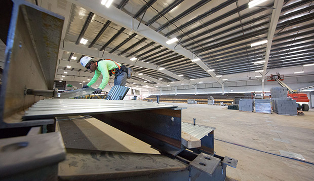 LaHaye Ice Center renovations remain on schedule test test test test