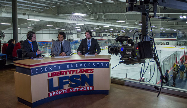 ESPN3 to air LFSN stream of seven men's hockey games test test test test