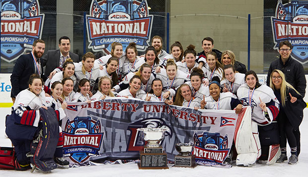 Reigning champion Lady Flames to enjoy more home ice time
