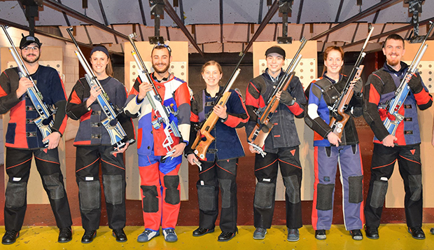 Rifle team wins sectionals at UVA, qualifies for NRA nationals test test test test