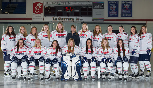 The Lady Flames feature a deeper bench and more potent attack this season, as they hope to showcase this weekend in their season openers at the LaHaye Ice Center.  test test test test