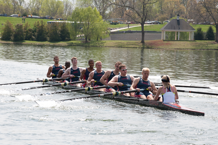 Crew teams make cut to row in Boston Regatta