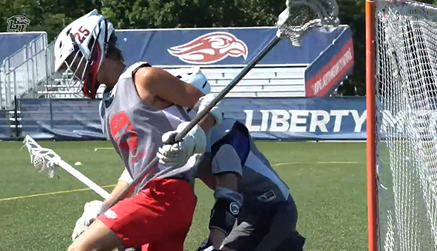 Flames Futures Camp showcases Liberty Lacrosse Fields test test test test