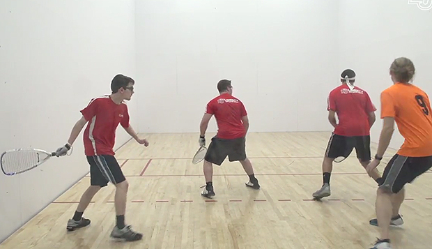 racquetball team page club sports liberty university