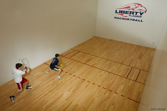 First-year racquetball team to host Mid-Atlantic tournament