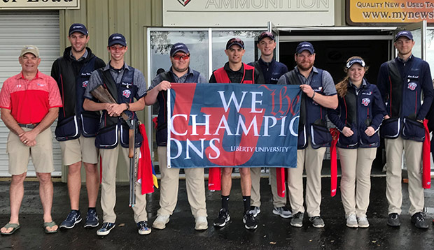Shooting team second in All-American Division 4 at nationals  test test test test