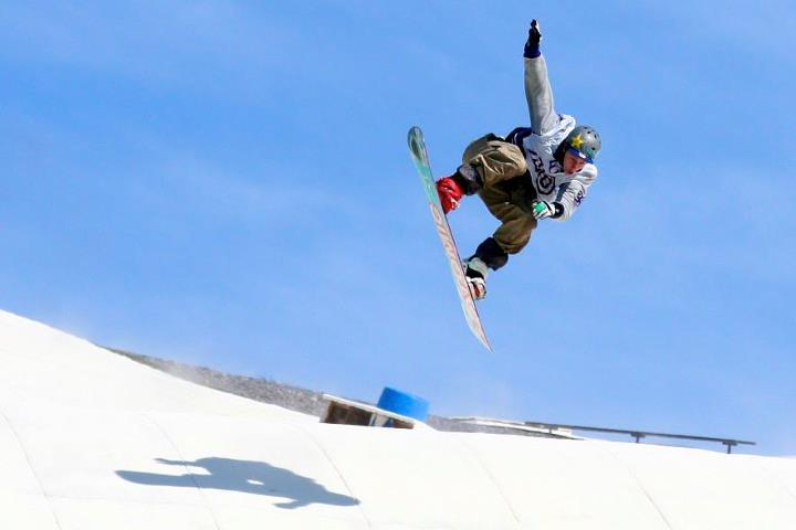 Skiers and snowboarders make their mark at nationals