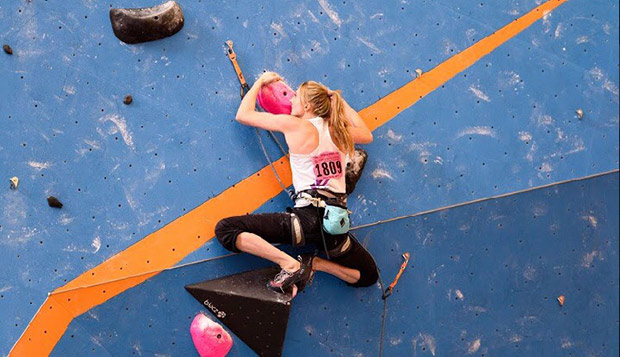 Team Summit climber Tori Perkins is competing in her third IFSC Youth World Championships this week in Austria. test test test test
