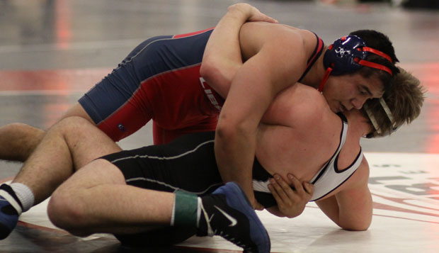 Liberty goes 5-1 to claim second in NCWA national duals test test test test