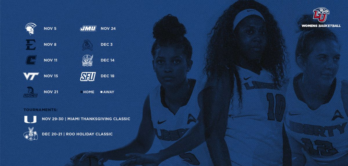 Lady Flames Announce 2019-20 WBB Non-Conference Slate