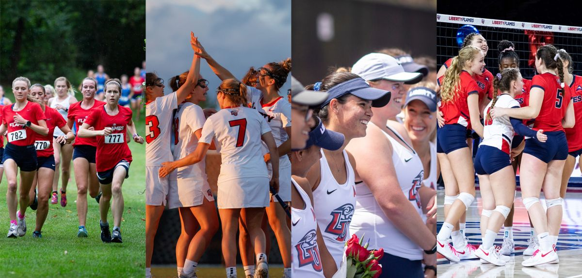 4 Liberty Athletics Programs Garner APR Recognition from the NCAA