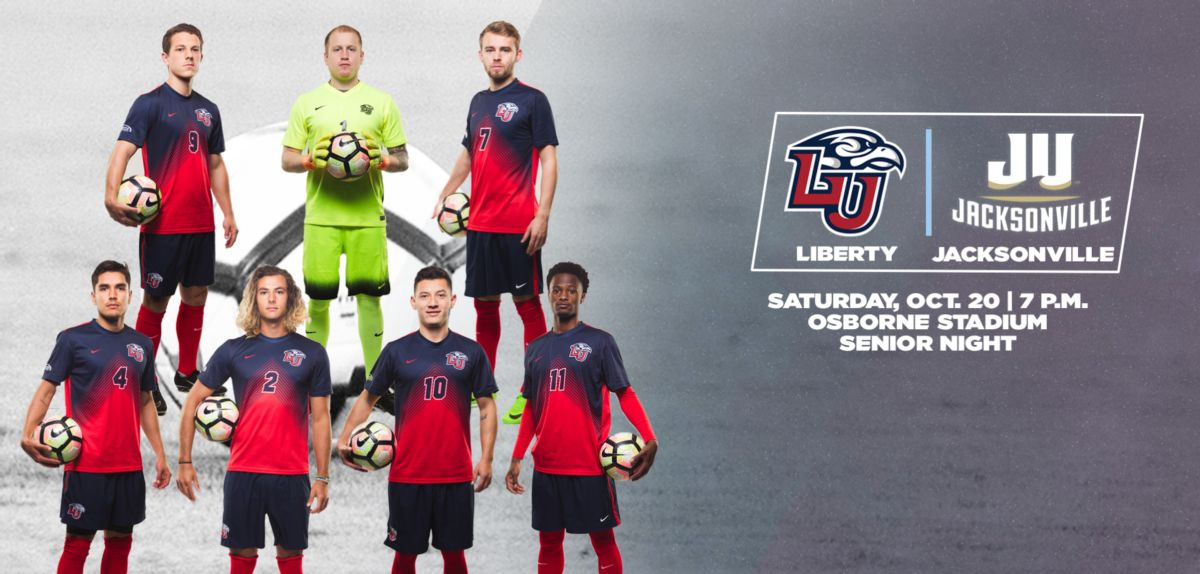 Liberty to Host Jacksonville for Senior Night, Saturday