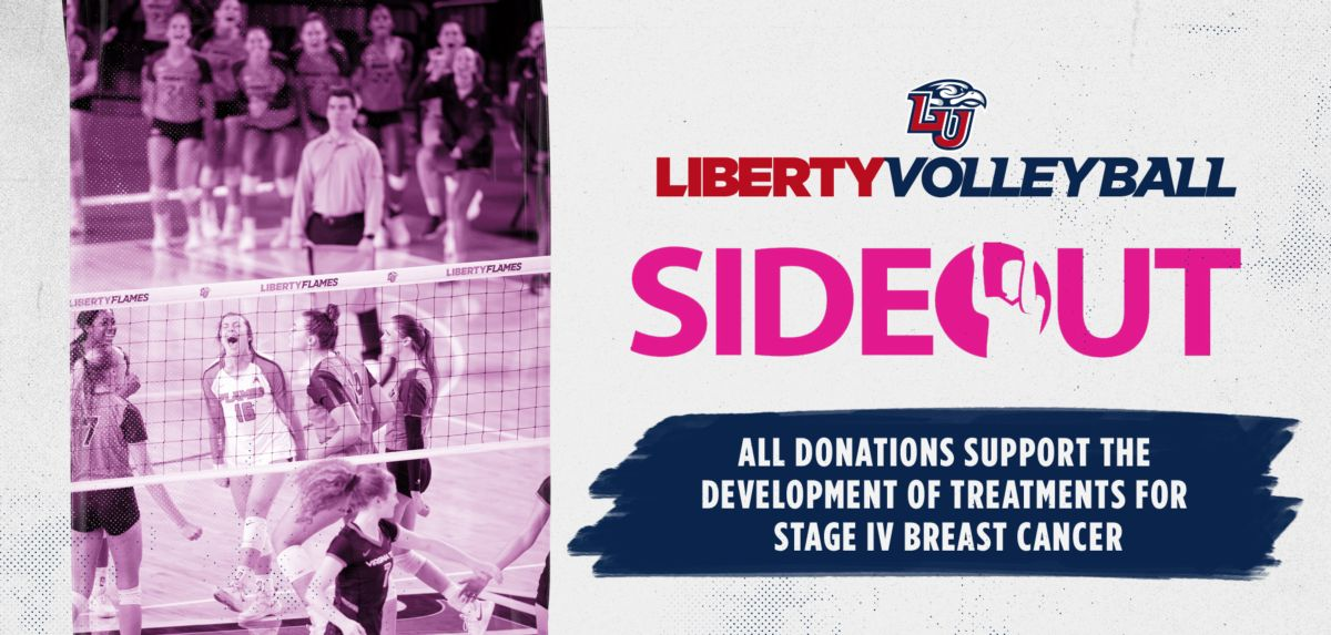 Liberty to Host Dig Pink Match During ASUN Weekend Homestand