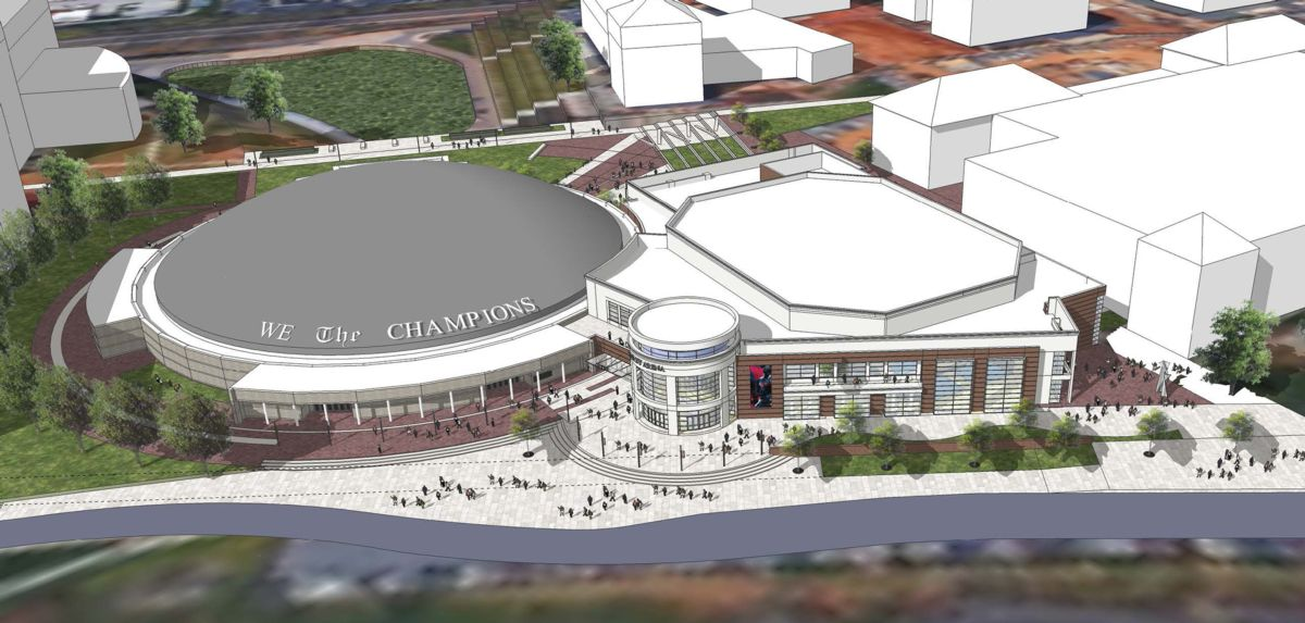 New Multiuse Arena to be Built Next to Vines Center