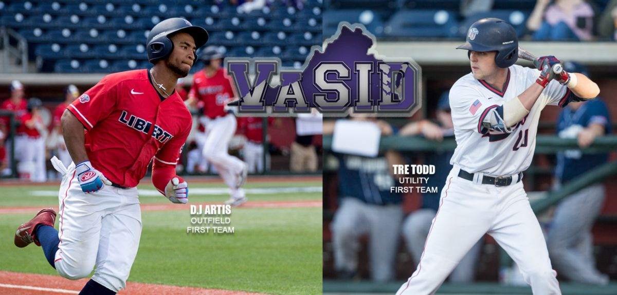Artis, Todd Selected to VaSID All-State Baseball Team