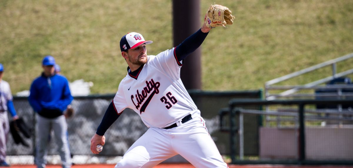 Galazin, Bertsch Shine in Liberty's 8-3 Win over High Point, Sunday