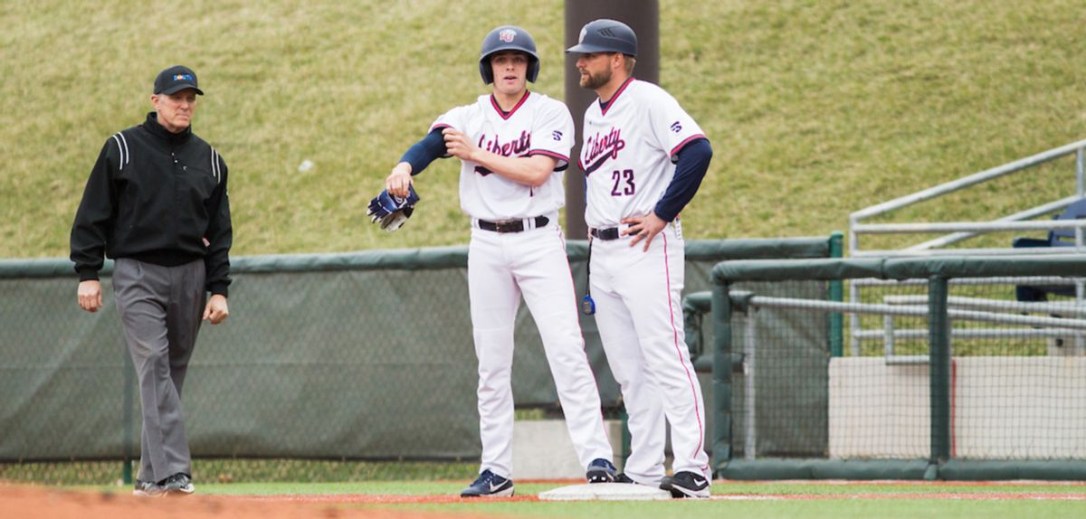 Jonathan Embry was on base four times and scored a run, Friday.
