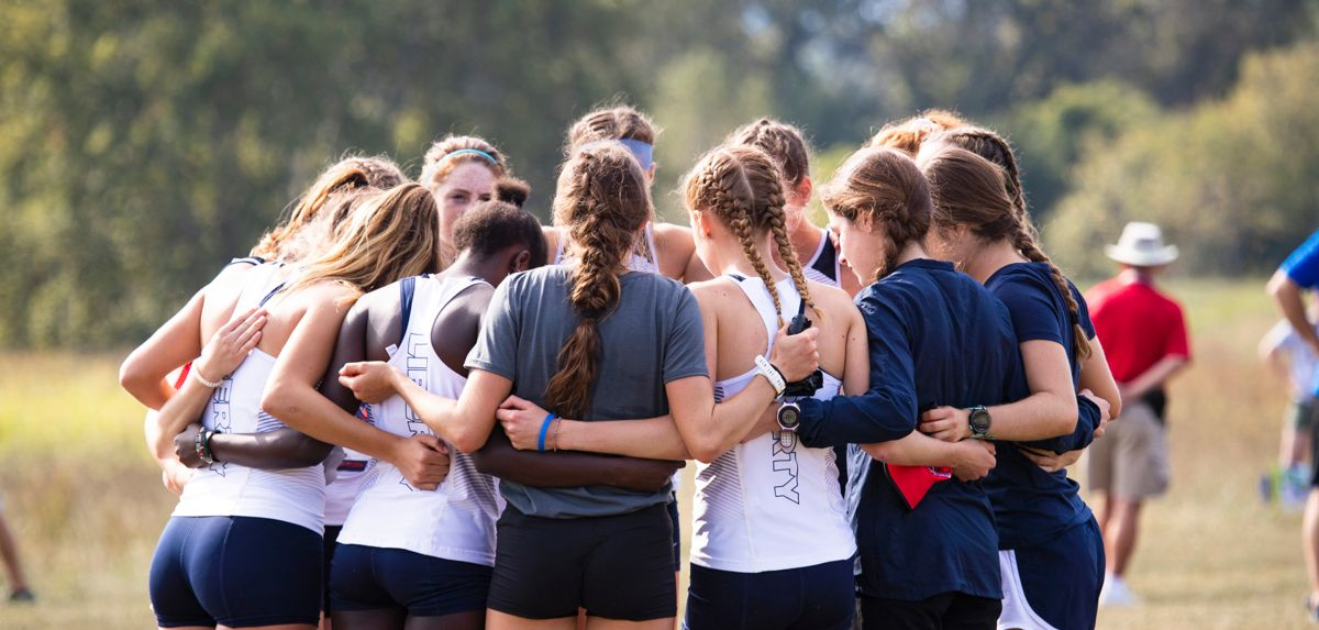 Women's XC Matches Best-Ever Regional Ranking (No. 9)
