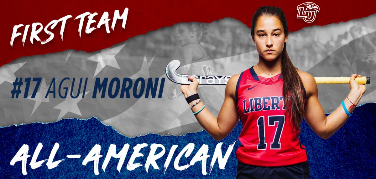 Moroni is the first player in program history to garner first team All-American distinction.