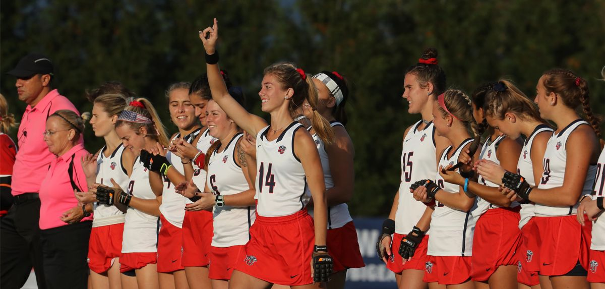 The Lady Flames will play their alumni game on Saturday morning at 10:30 a.m. at the Liberty Field Hockey Field.