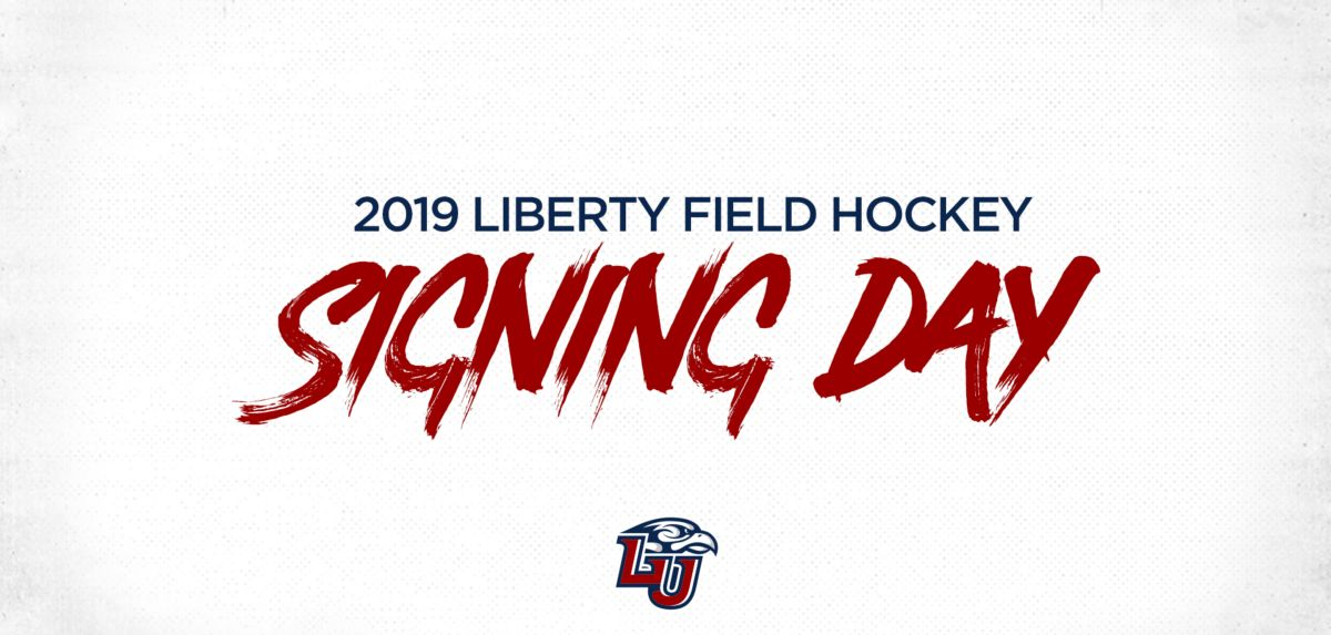 The Liberty field hockey team has announced the addition of seven student-athletes in its 2019 recruiting class.
