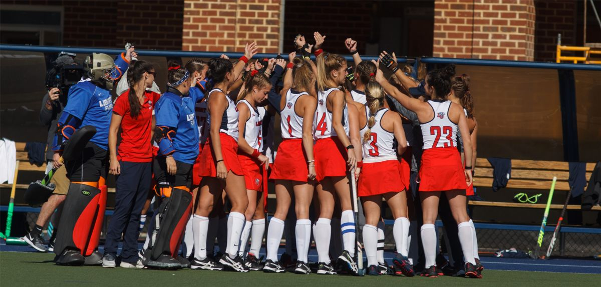 Liberty received the 2018 Zag Field Hockey/NFHCA Division National Academic Team Award.