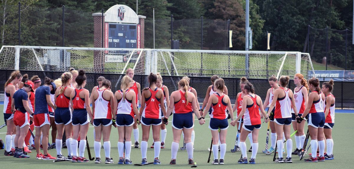 The Liberty field hockey team features three players on the preseason All-BIG EAST team.