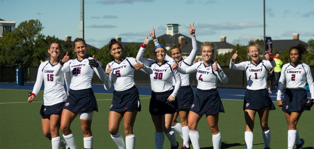 Liberty defeated No. 11 Boston College 2-1 on Sunday and now finds itself at No. 18 in the nation.