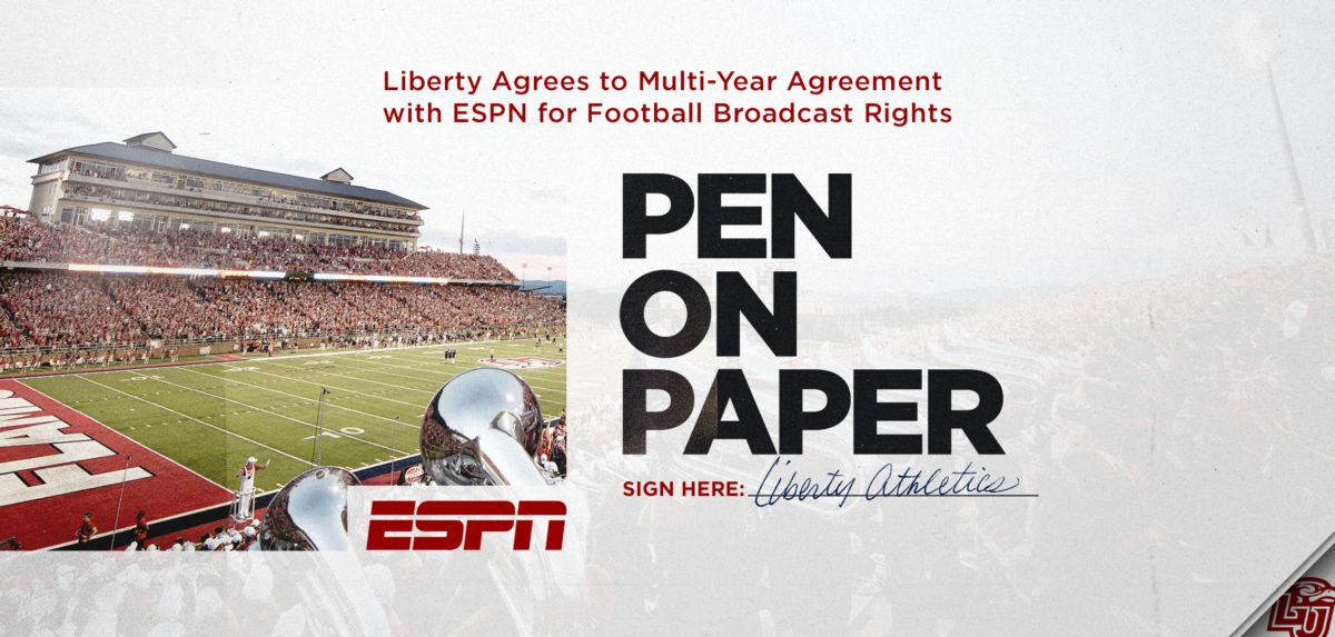 Liberty Agrees to Multi-Year Agreement with ESPN for Football Media Rights